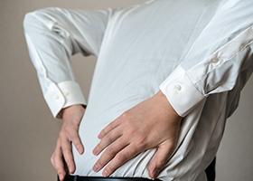肩こりや腰痛の改善