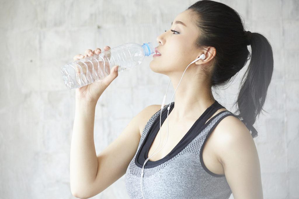 脂肪燃焼には水分補給も大切