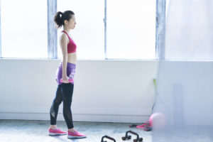 女性がトレーニングを行う上で注意して欲しいこと